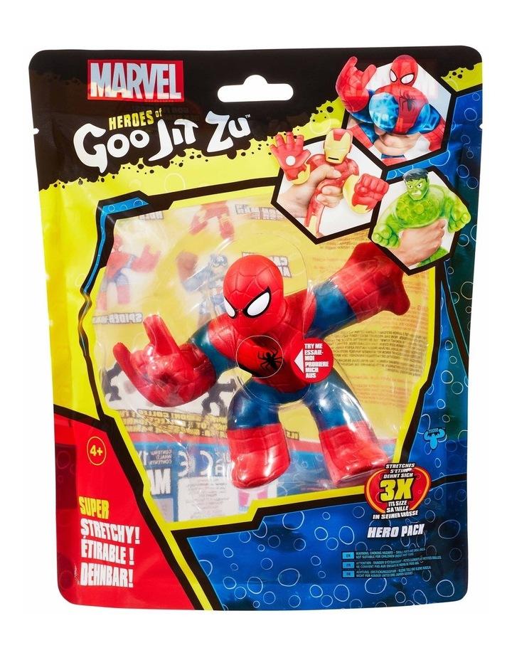 Heroes Of Goo Jit Zu Marvel Hero Pack image 1