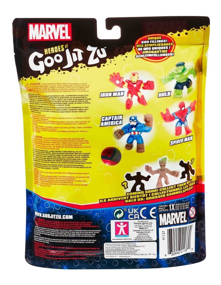 Heroes Of Goo Jit Zu Marvel Hero Pack image 7