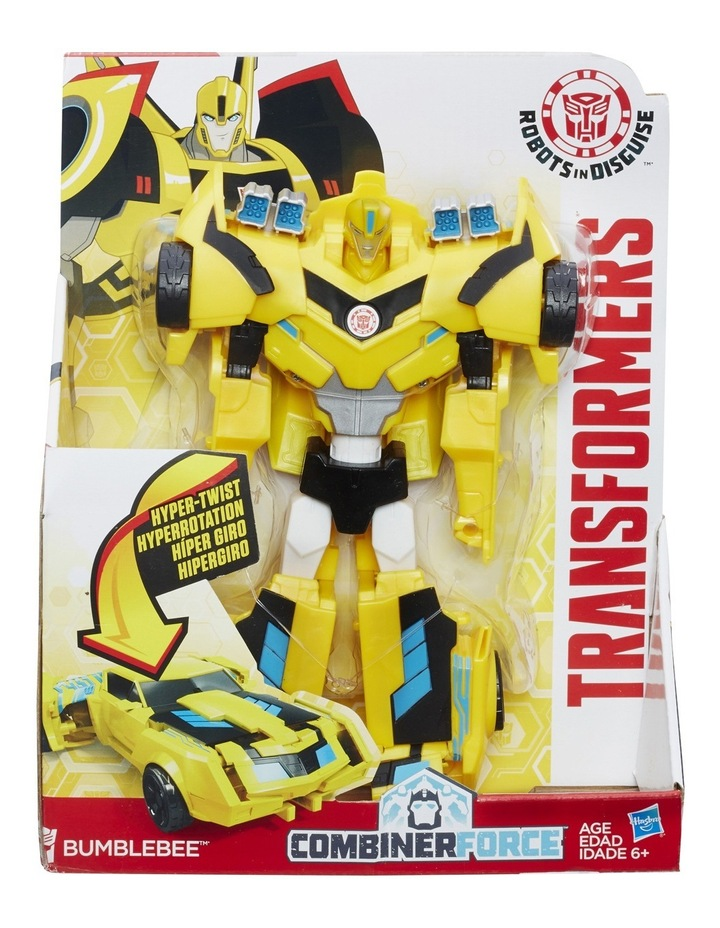 Robots In Disguise Hyper Change Heroes Assorted image 1