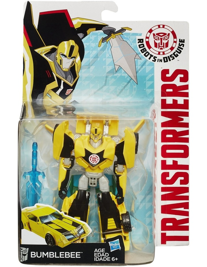 Robots In Disguise Warriors Assorted image 1