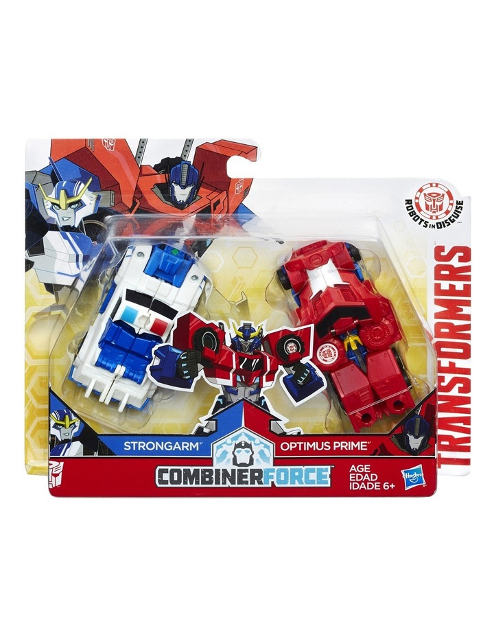 Tra Rid Crash Combiners Assorted image 1