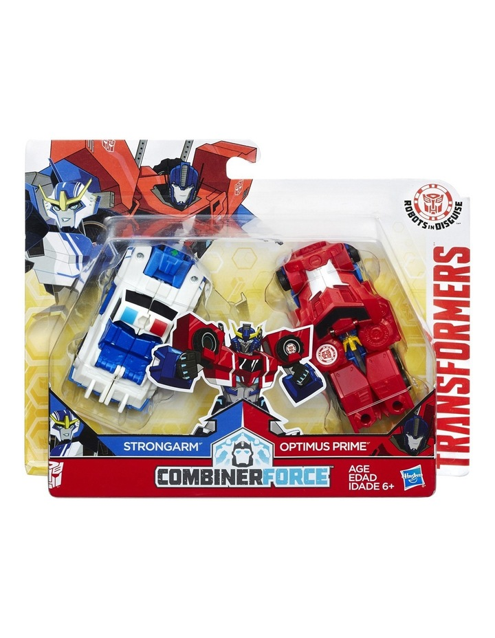Tra Rid Crash Combiners Assorted image 6