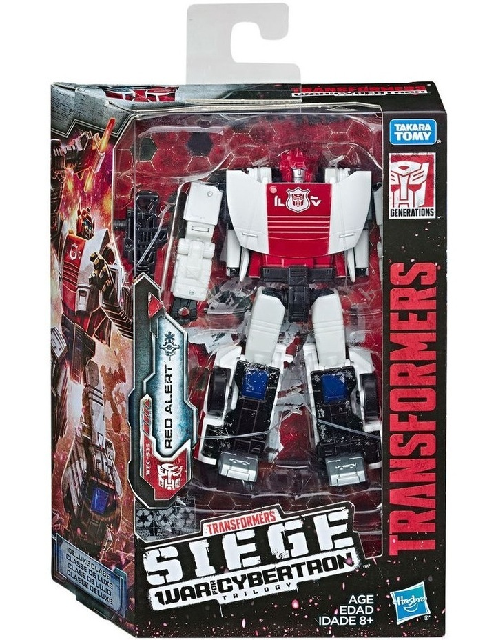 "Generations War for Cybertron Seige Deluxe Class 5.5"" Action Figure Assortment image 5"
