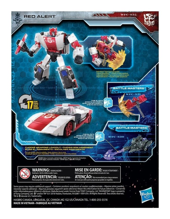 "Generations War for Cybertron Seige Deluxe Class 5.5"" Action Figure Assortment image 6"