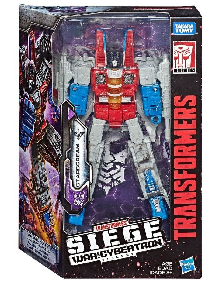 """Generations War for Cybertron Voyager Class 7"""" Action Figure Assortment image 1"""