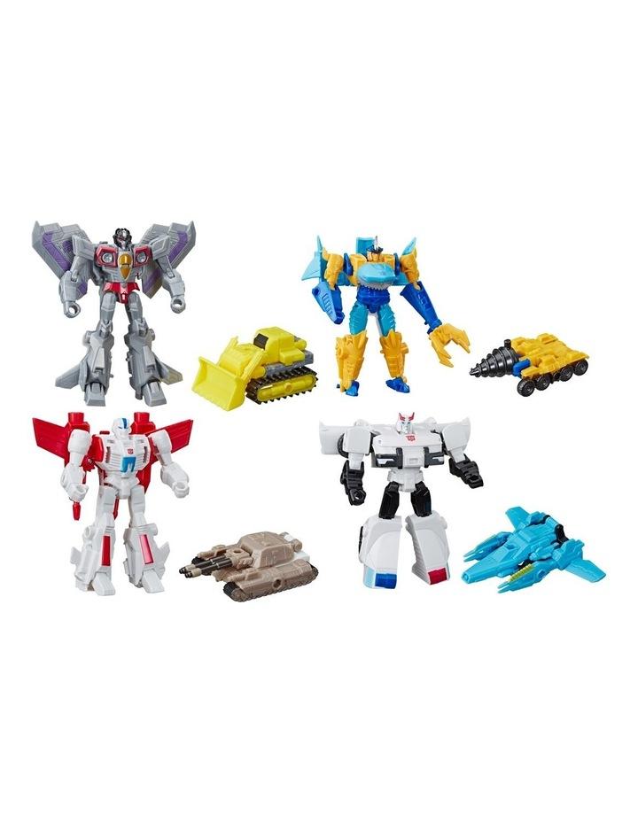 "Cyberverse Spark Armor 4"" Action Figure Assortment image 1"