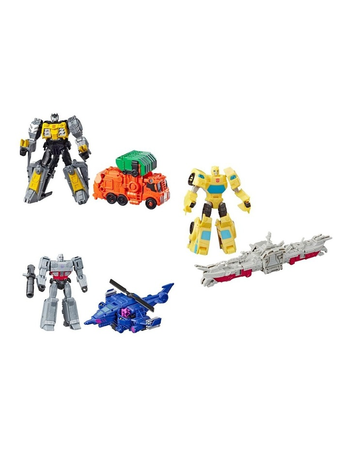 Cyberverse Power of the Spark - Spark Armor Action Figure - Assortment image 1