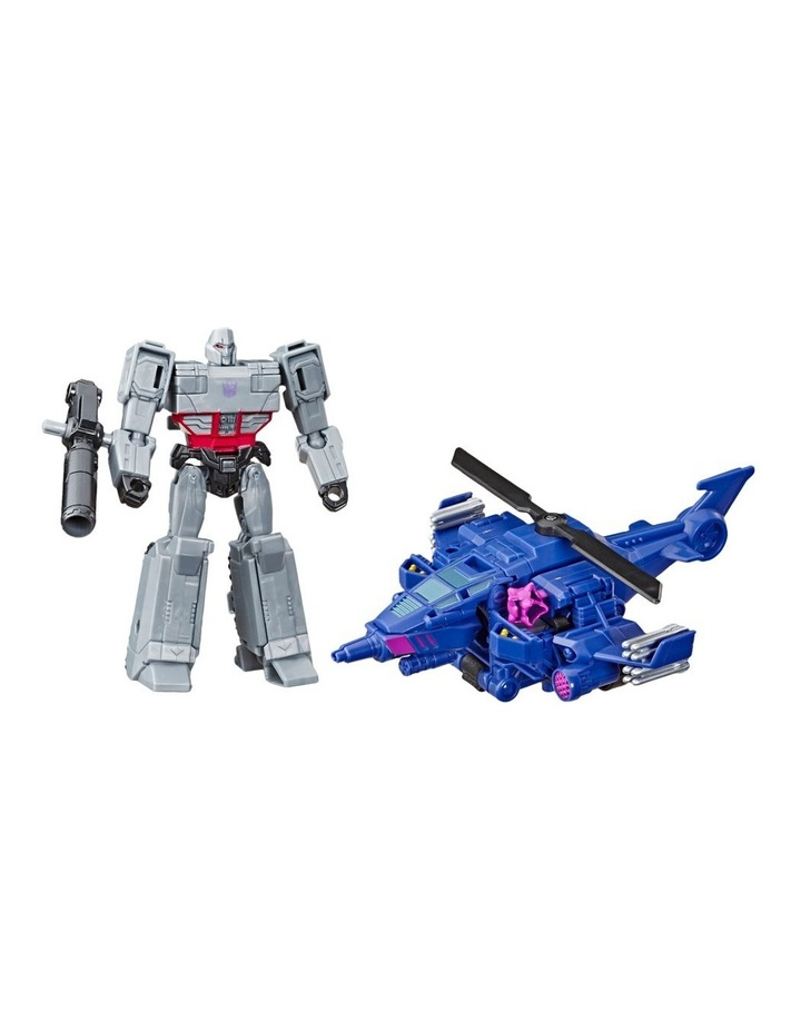 Cyberverse Power of the Spark - Spark Armor Action Figure - Assortment image 2