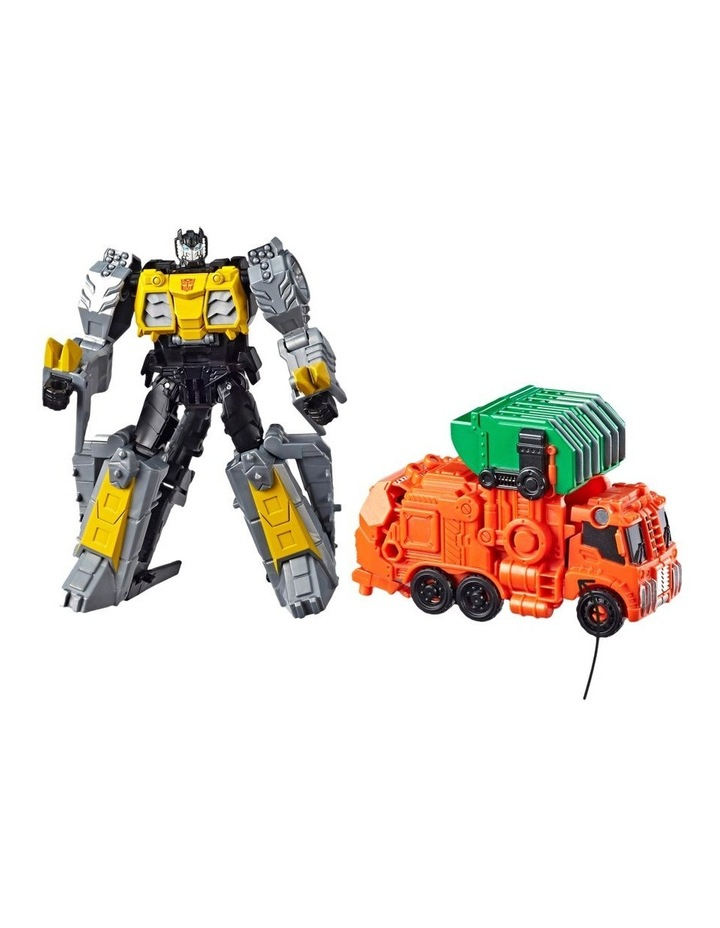 Cyberverse Power of the Spark - Spark Armor Action Figure - Assortment image 3