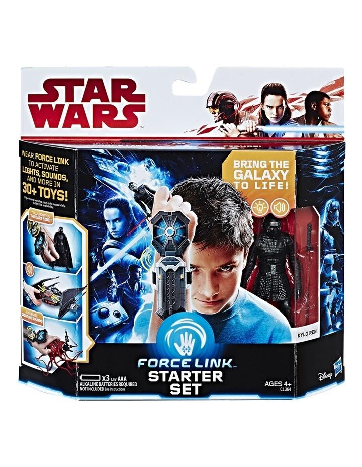 The Last Jedi: Forcelink 3.75in Starter Set image 1