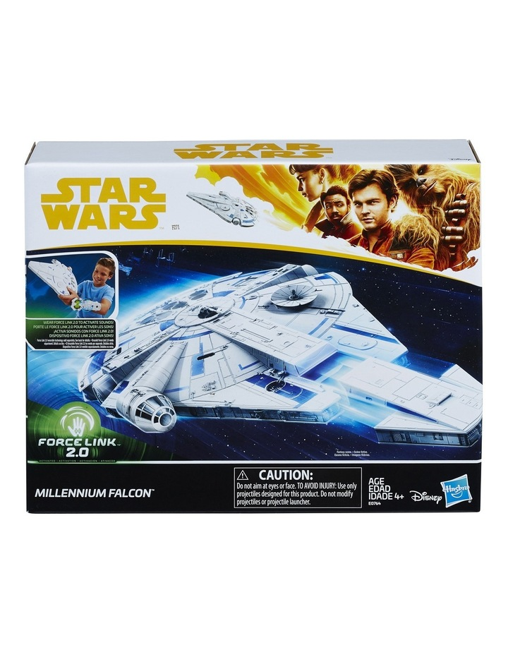Force Link Millennium Falcon With Escape Craft image 1