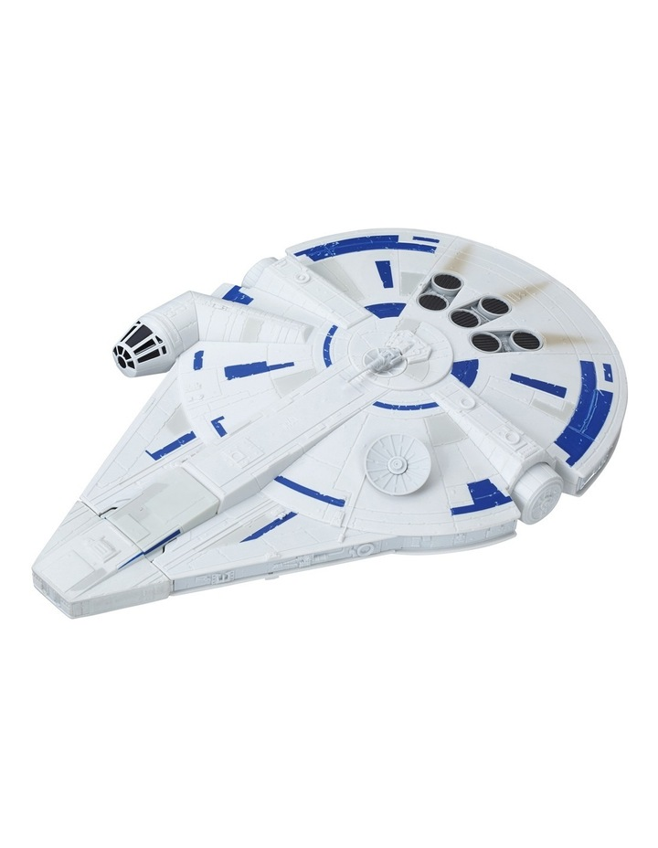 Force Link Millennium Falcon With Escape Craft image 2