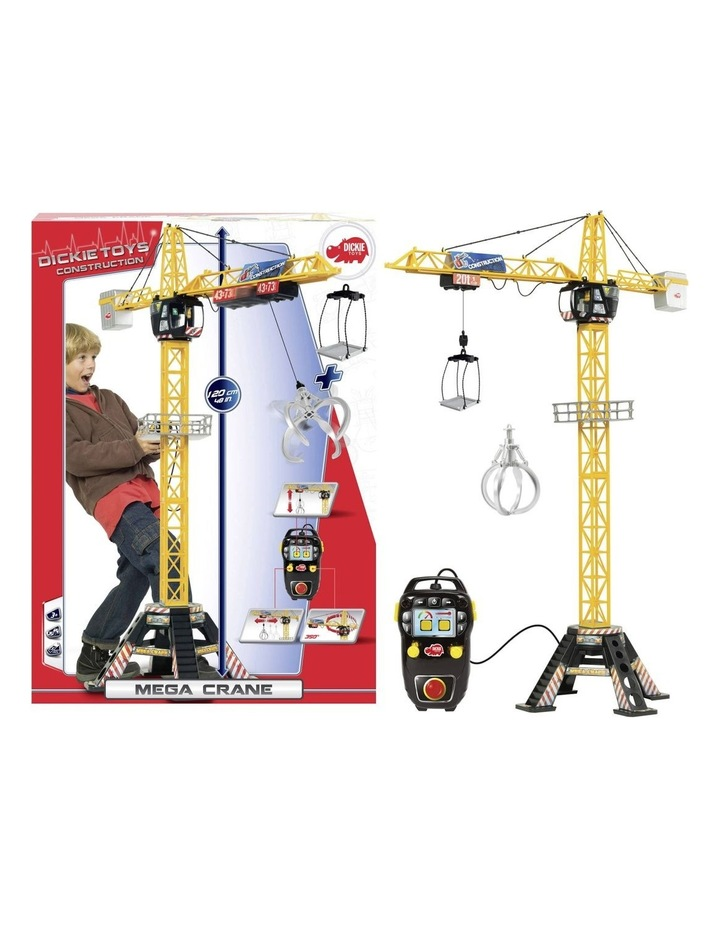 Remote Control Mega Crane Set image 1