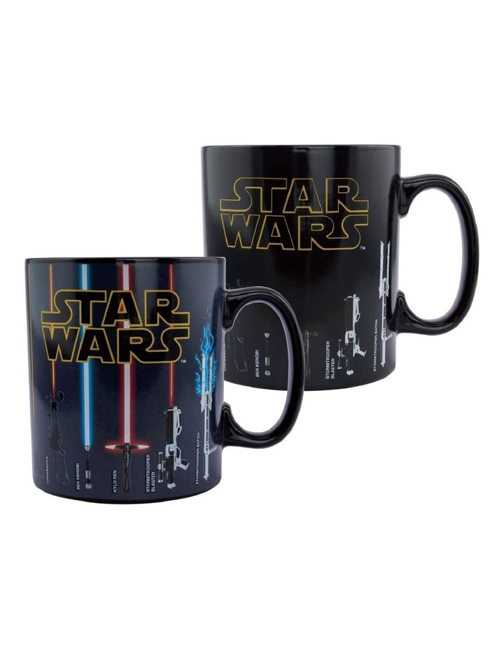 Weapons Heat Change XL Mug image 1