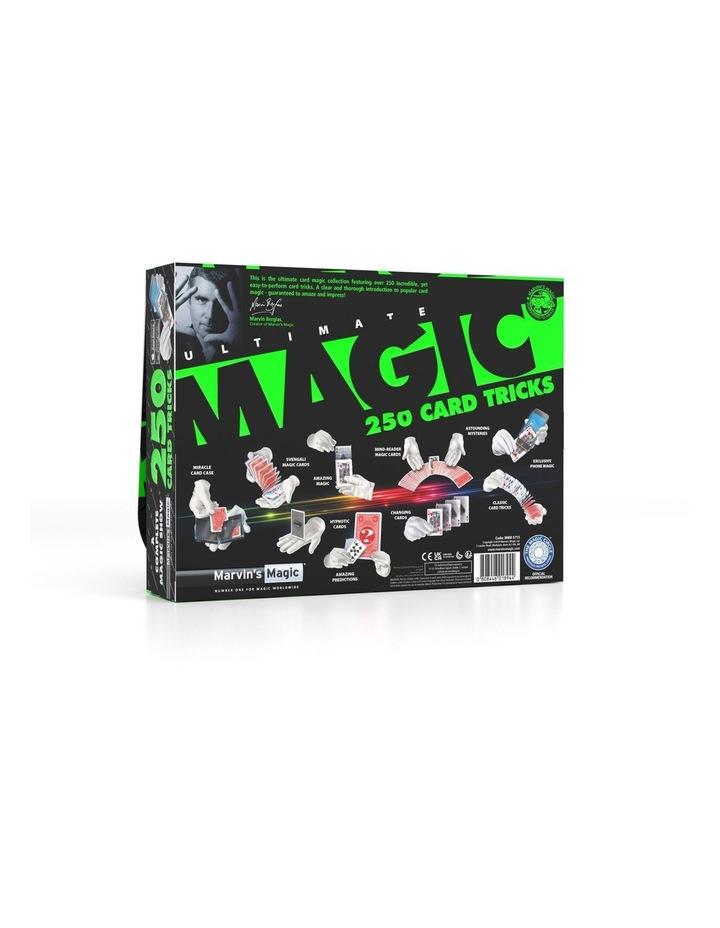 Marvin's Magic Ultimate 250 Card Tricks Set image 2