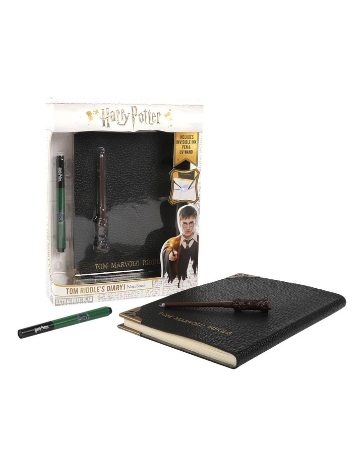 Tom Riddles Diary & Invisible Wand image 1