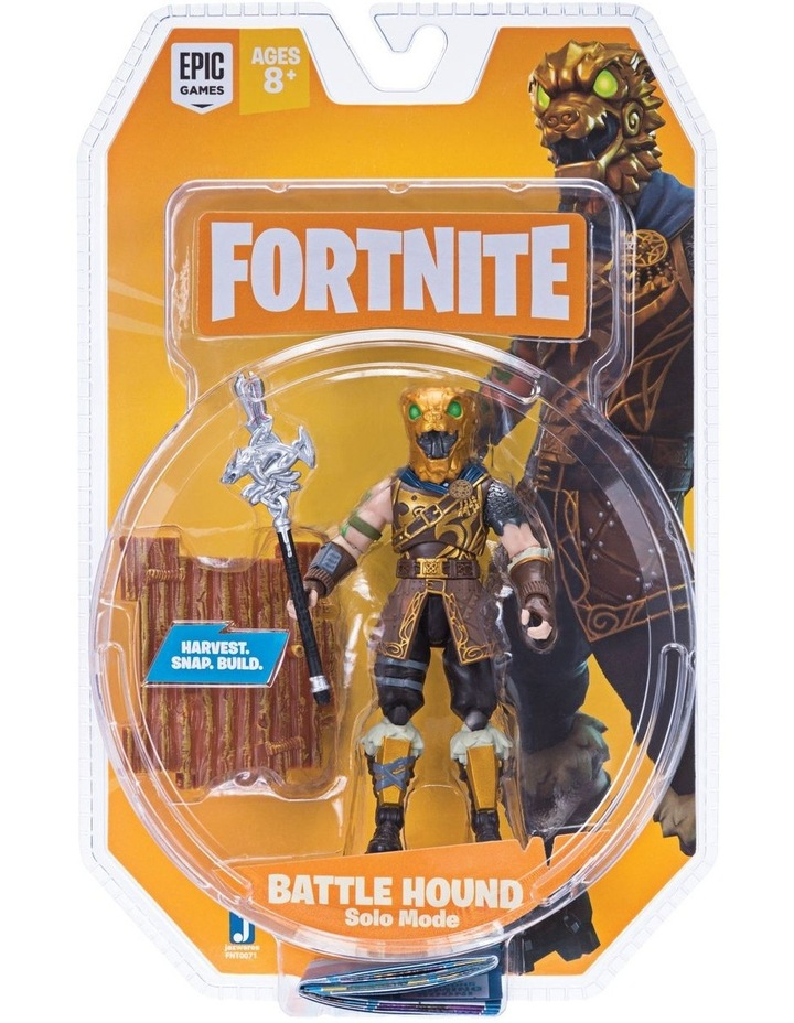 Solo Mode Core Figure Pack - Battle Hound image 1