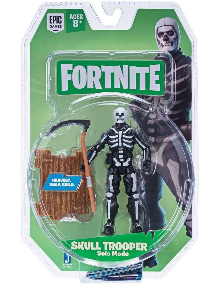 Fortnite Solo Mode Core Figure Pack - Skull Trooper image 1