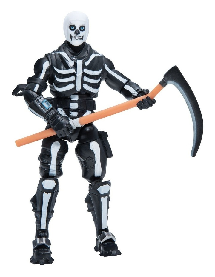 Fortnite Solo Mode Core Figure Pack - Skull Trooper image 2