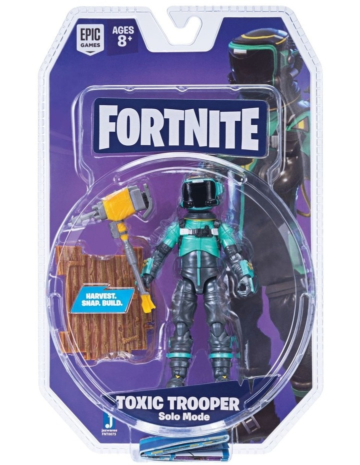 Solo Mode Core Figure Pack - Toxic Trooper image 1