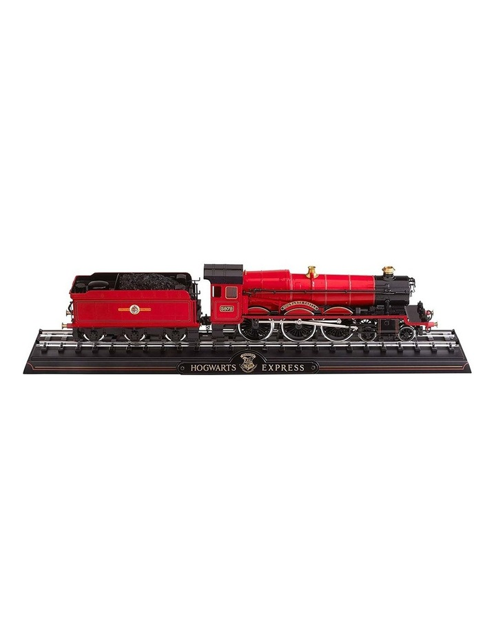 Hogwarts Express Die Cast Train Model and Base image 2