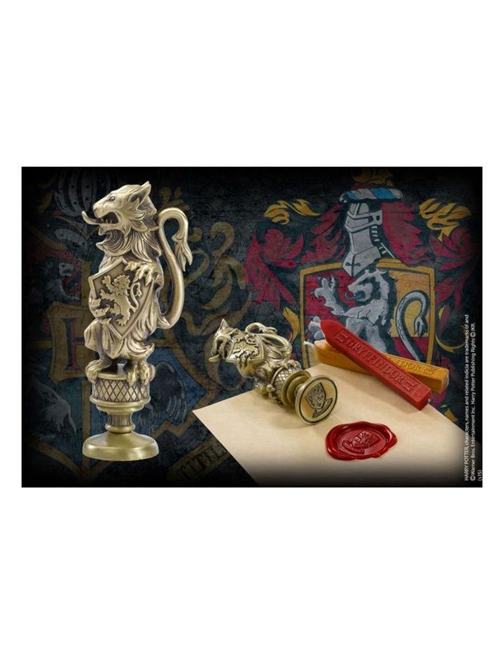 Gryffindor Wax Seal image 4