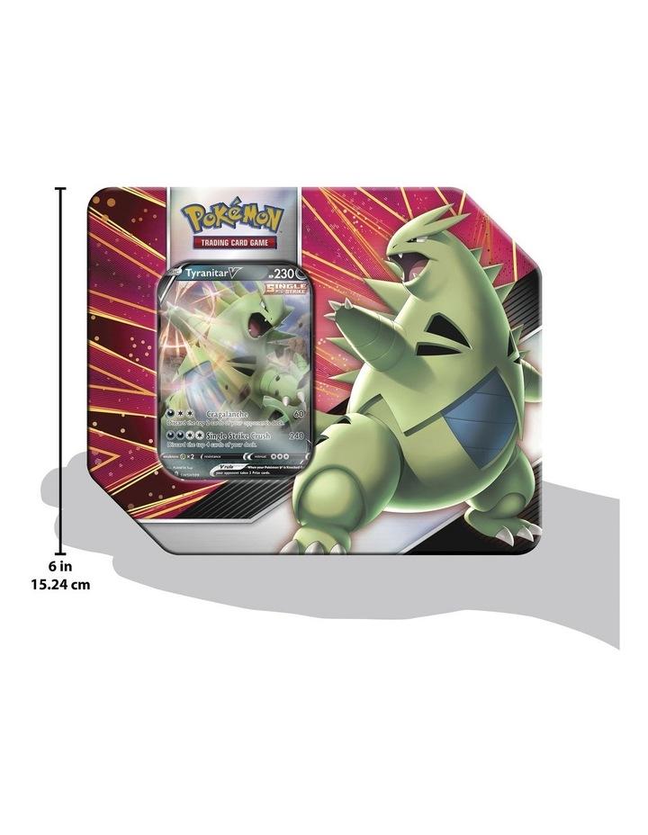 Pokemon TCG Collector Tin Assortment image 4