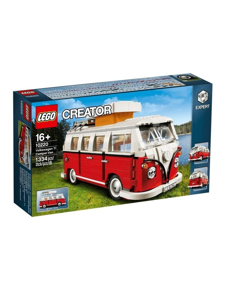 Creator Volkswagen T1 Camper Van 10220 image 1