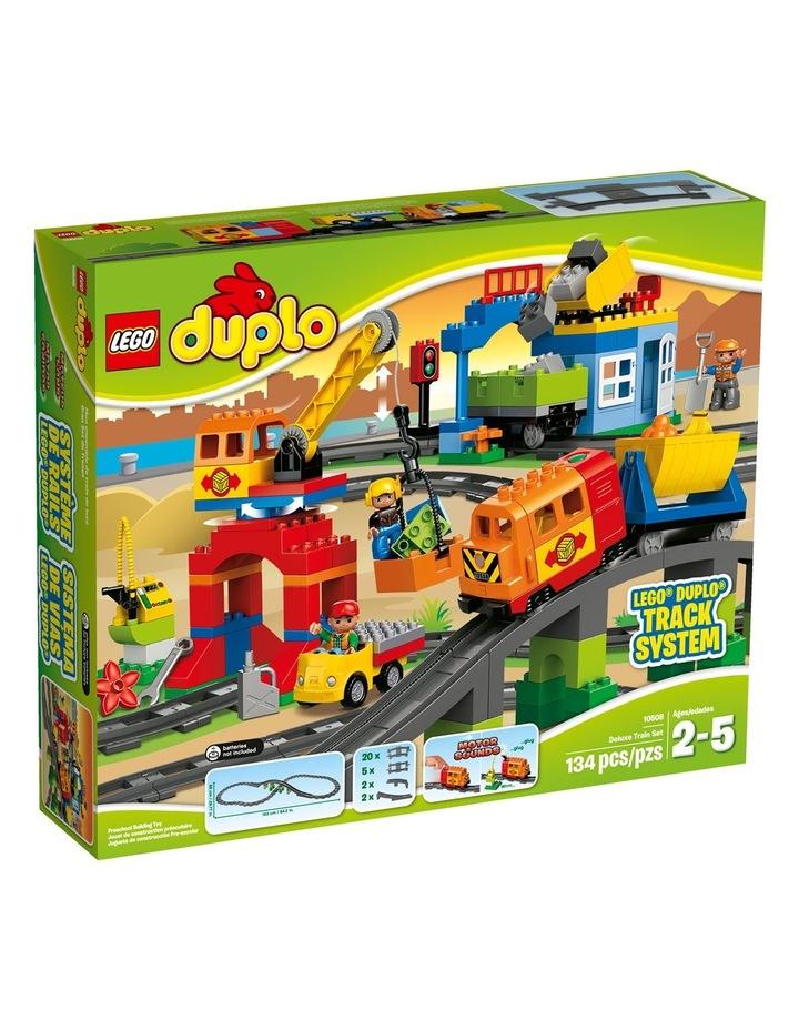 Duplo Deluxe Train Set 10508 image 1