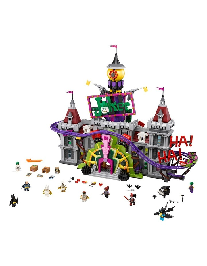 Batman Movie The Joker Manor 70922 image 2