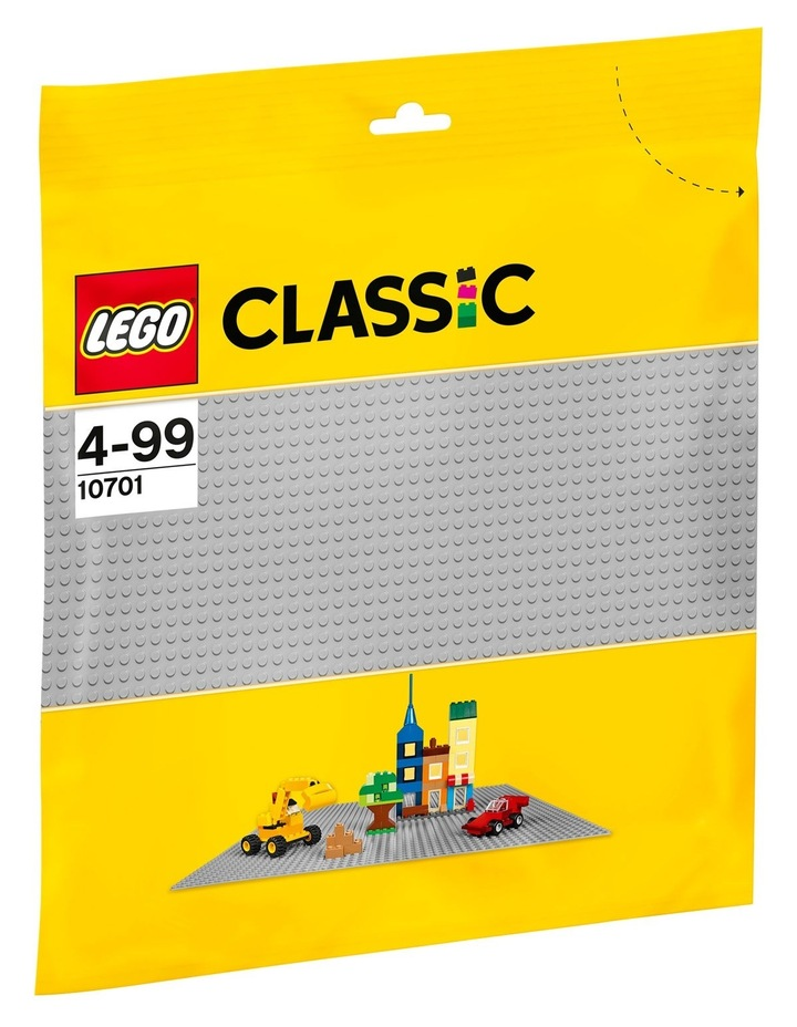 Classic Gray Baseplate 10701 image 1