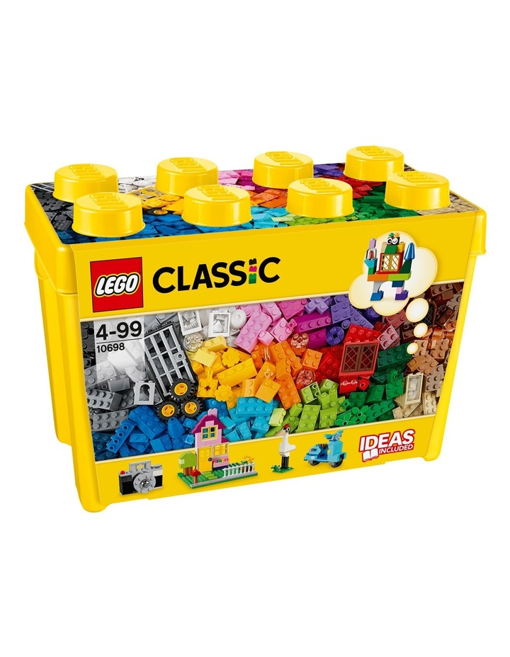 Large Creative Brick Box 10698 image 1