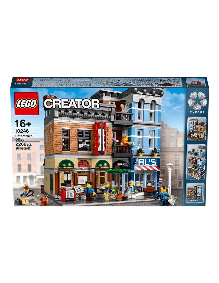 lego creator expert detectives office 10246 ebay. Black Bedroom Furniture Sets. Home Design Ideas