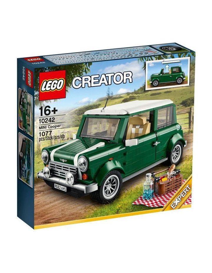 lego creator expert mini cooper 10242 myer. Black Bedroom Furniture Sets. Home Design Ideas