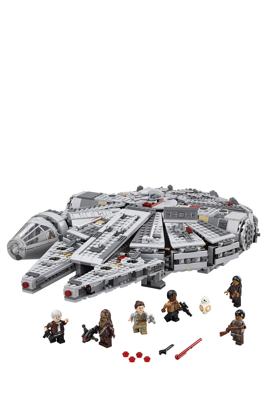 Lego Star Wars Millennium Falcon 75105 Myer Online