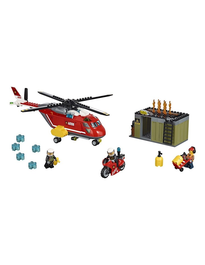 City Fire Response Unit 60108 image 3
