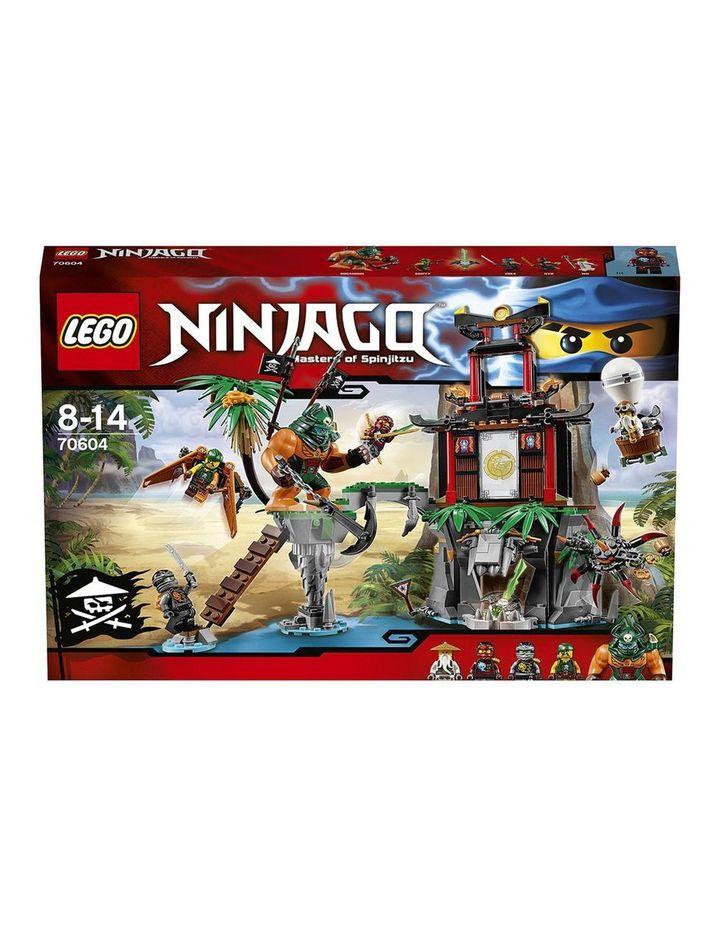 Ninjago Tiger Widow Island 70604 image 2