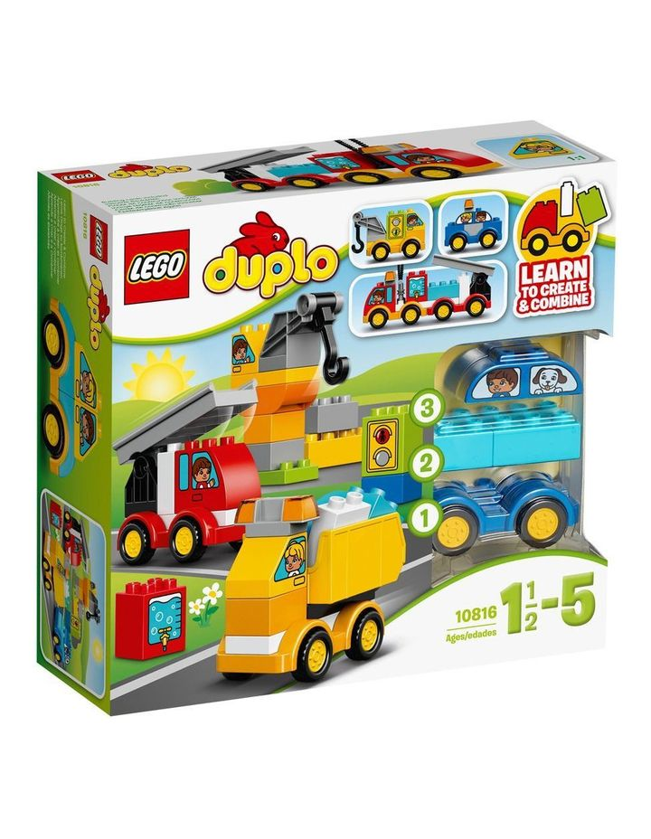 Duplo My First Cars and Trucks 10816 image 1