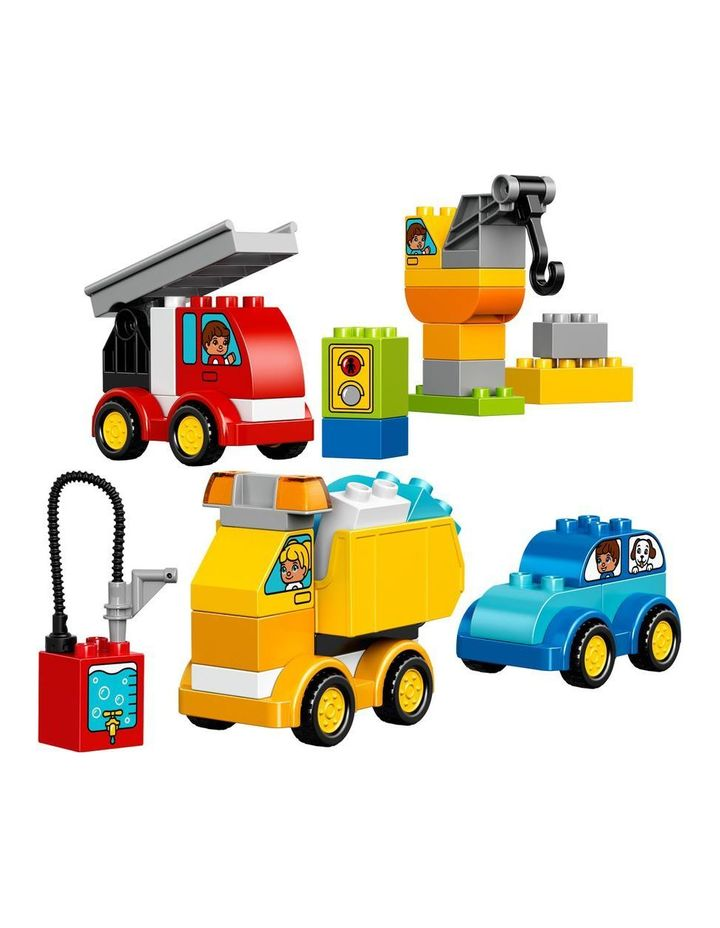 Duplo My First Cars and Trucks 10816 image 2