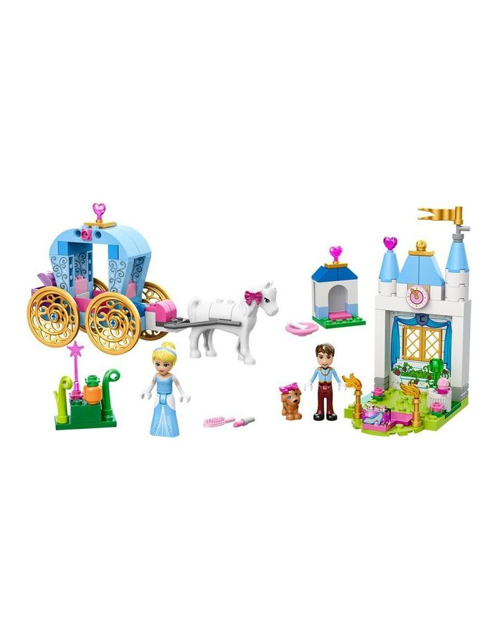 Juniors Disney Princess Cinderellas Carriage 10729 image 2