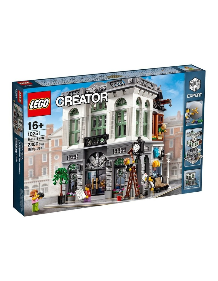 Creator Expert Brick Bank 10251 image 1