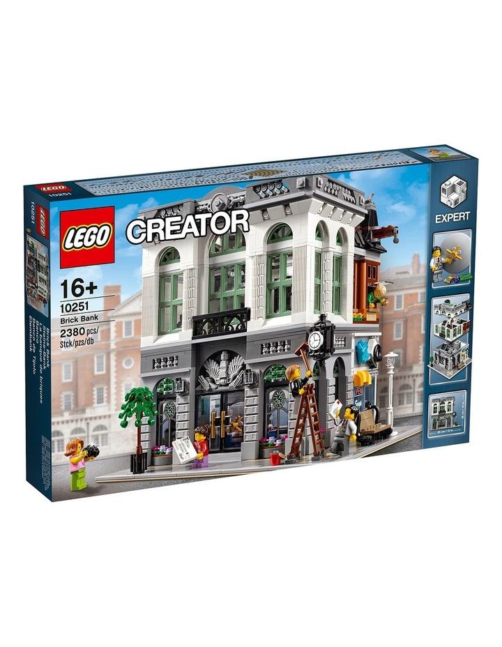 Creator Expert Brick Bank 10251 image 2