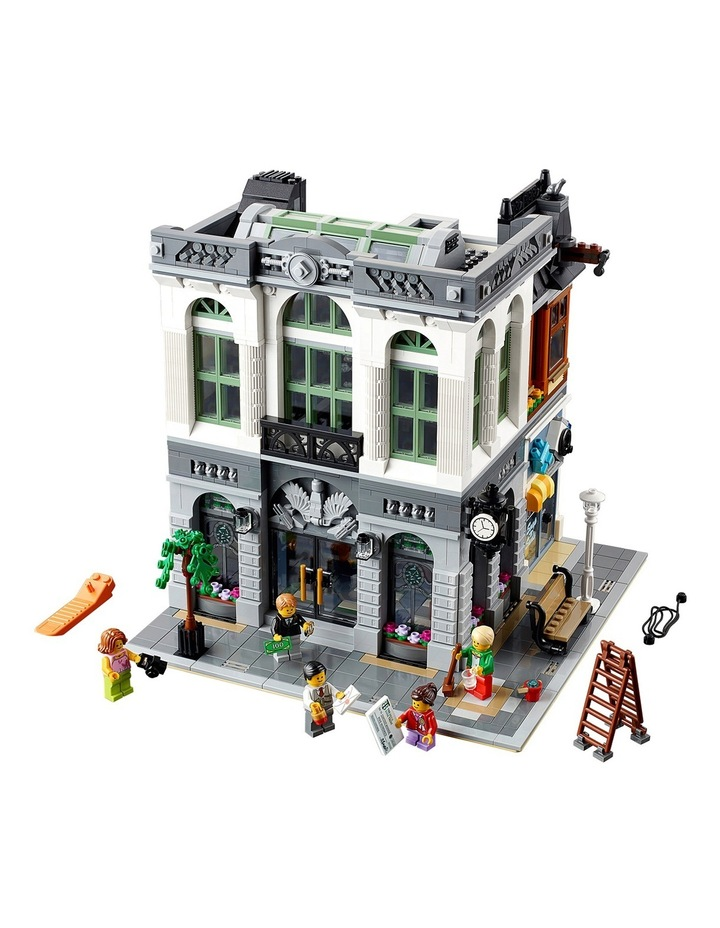 Creator Expert Brick Bank 10251 image 4