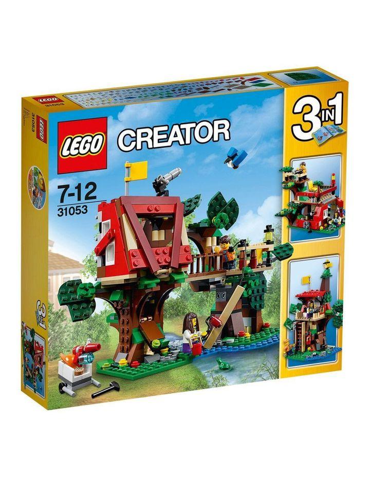 Creator Treehouse Adventures 31053 image 1