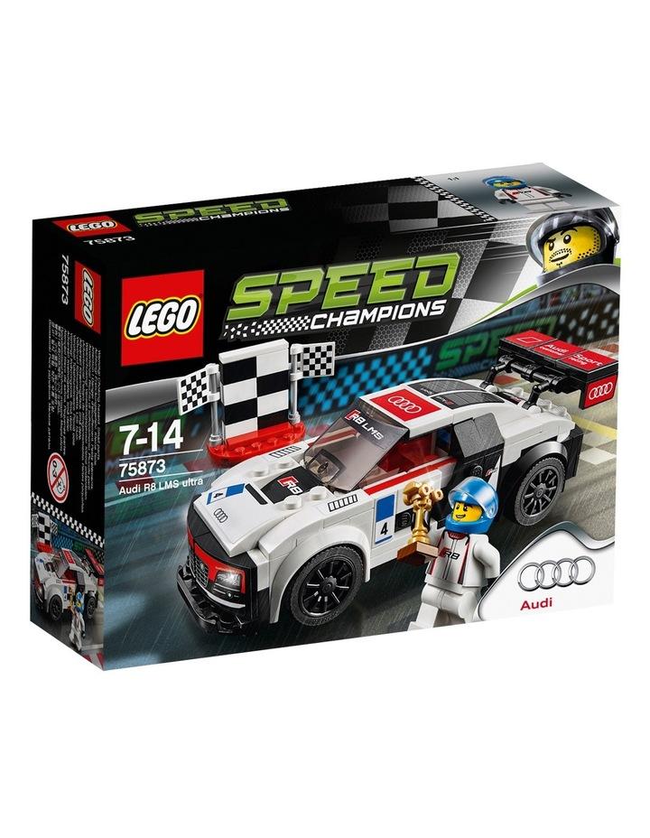 Speed Champions Audi R8 LMS ultra 75873 image 1