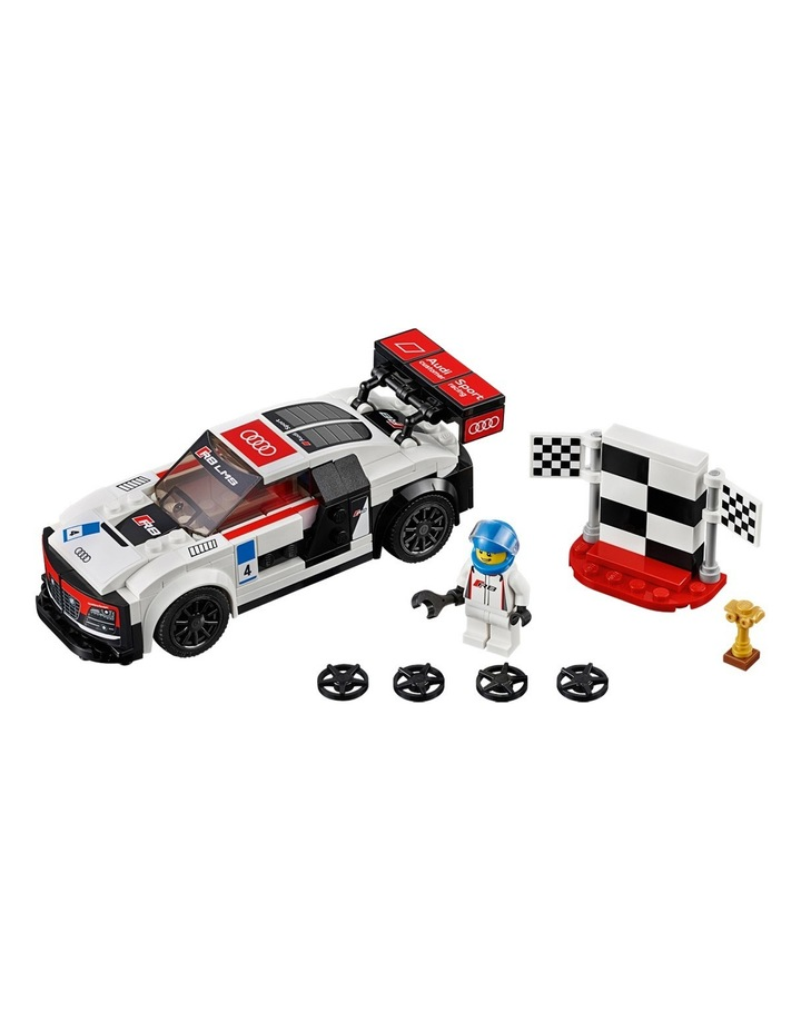Speed Champions Audi R8 LMS ultra 75873 image 2
