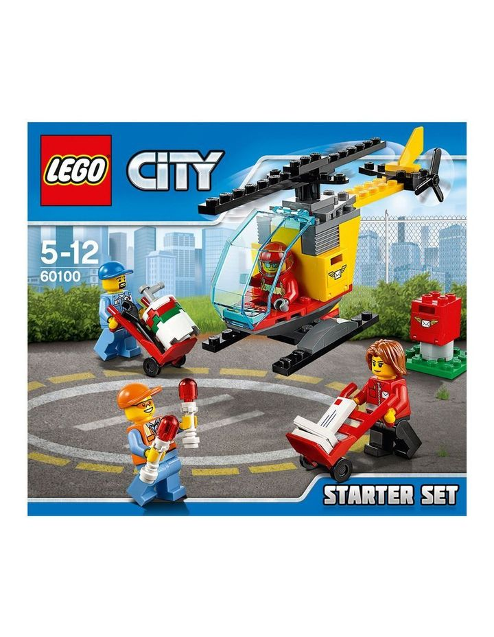 City Airport Starter Set 60100 image 1