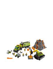 LEGO - City Volcano Exploration Base 60124