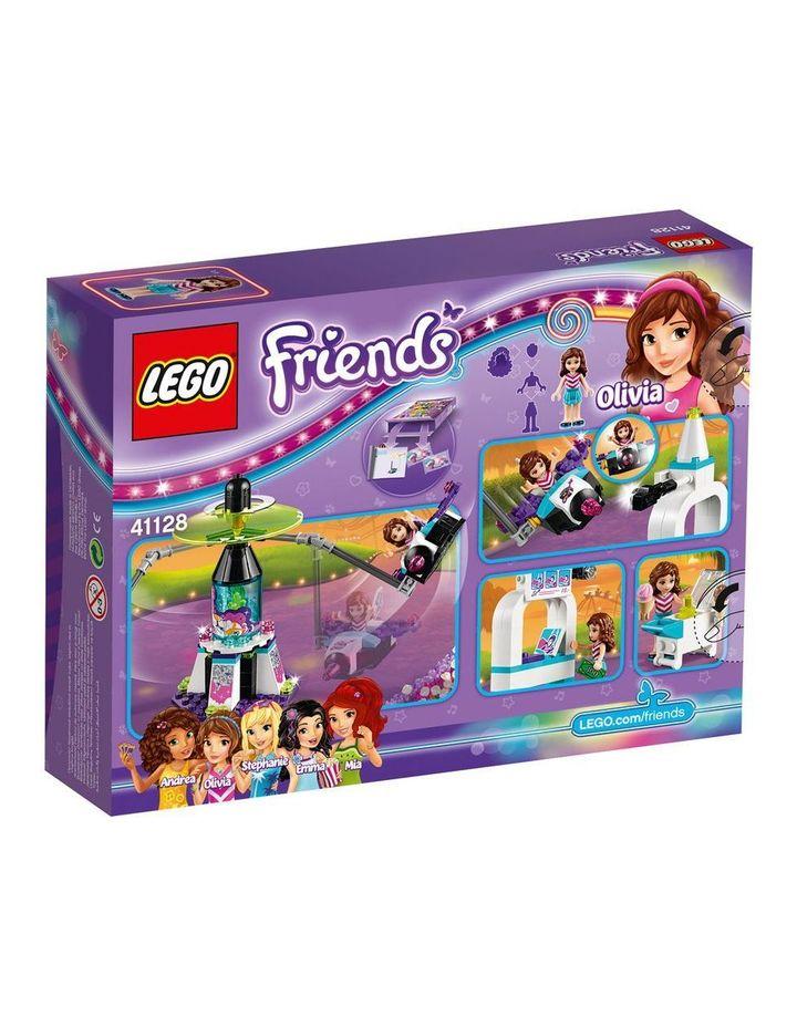 Friends Amusement Park Space Ride 41128 image 1