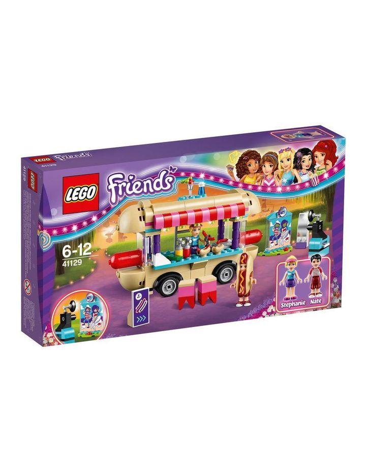Friends Amusement Park Hot Dog Van 41129 image 1